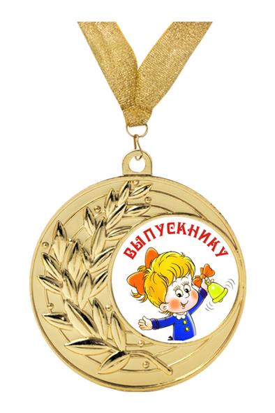 Медаль выпускника 001.01
